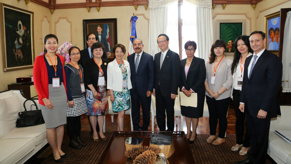 Delegación comercial de Taiwán