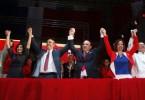 PRM  cuatro frentes de campaña