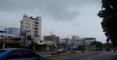 Onamet pronostica viernes lluvioso