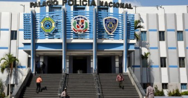fachada policia