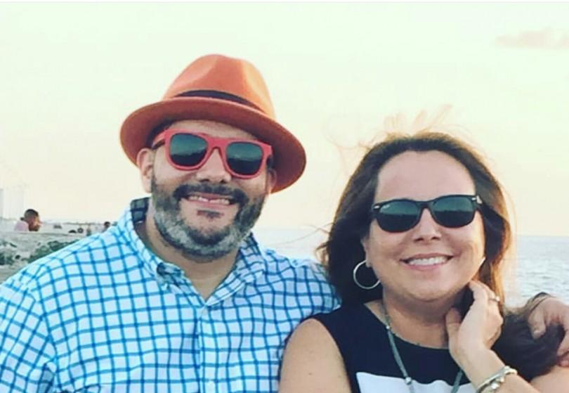 Pavel Núñez y Liuba María Hevia