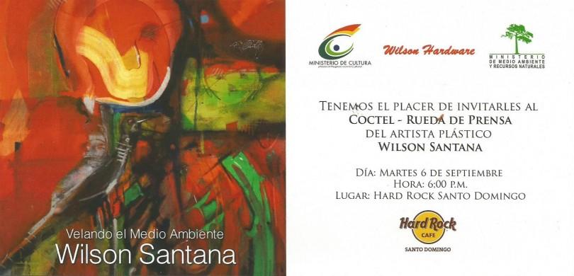 Invitacion Wilson Santana (1)