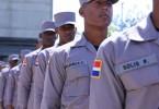 3ero Gobierno lanza programa nacional preventivo sin armas y sin alcohol