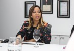 Mariel Ledesma, gerente de Comunicaciones de SeNaSa (1)