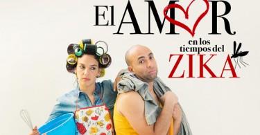 El Amor En Los Tiempos Del Zika