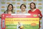 Natacha Quiterio , Angela M Gonzalez y Sheila Gomez