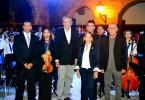 3.- Efrain Lara, Marisol Luna González, Frank Frank B. Ferandier-Sicard, Eduardo Abi Harb, Nelsi Giacinti y Dominique May