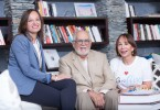 Pilar Camarero, Jose Antonio Caro y NelsideGiacinti
