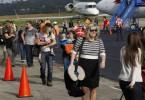 llegada turismo