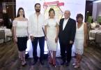 01.-Virginia Gomez, Endel Guerra, Francia Hungria, Ricardo Kawa y Minerva Nuñez PRINCIPAL