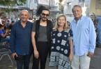 02.-Dominique Mey, Nemanja Radulovic, Corinne Bouygues Gobbi y Frank B. Ferandier – Sicard
