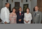 DSC_0318 Ojo principal. Jorge Severino, Veronica Sencion, Abil Peralta Aguero, Marianne de Tolentino y Cesar Ivan Feris Iglesia.
