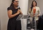 La Coordinadora del Elite Club, Gabriela Santana presenta a Karina Campos Sánchez