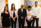 01.- Principal.- Lorena Oliva, Michela da Rodda, Juan Freddy Armando, Santa Mateo y Gregorio Tapia (1)