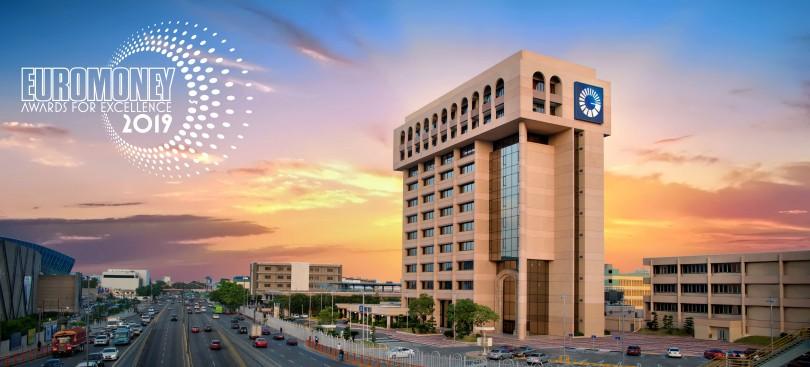 BPD 001 El Banco Popular es revalidado como el mejor banco del país por Euromoney