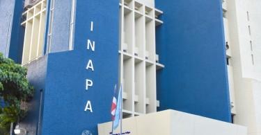 Fachada del INAPA vertical