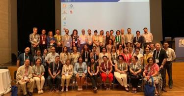 Participantes en IFLA 2019.