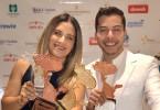 02.-Nathalie Hazim y Felix Pinales