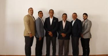 Edwin Soto, José Enrique Mejía, Marlon Bonelly, Luis Bautista, Delvin Martínez, Nicolás Vásquez