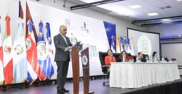 Foto canciller Foro Mesoamérica