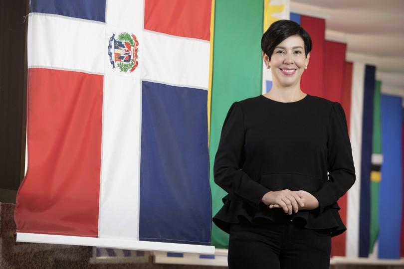 Licda. Monika Infante Henríquez, Directora General de Aerodom