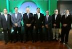 01.- Principal.- Francisco Santoni, José Manuel Santelises, Jaime Marranzini, Guillermo Sicard, José de Moya, Ernesto Martínez y Guillermo Alvarez