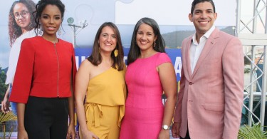 02.-Clauvid Daly, Virginia Saiz, Nathalia Ureña, Gregorio Tapia