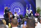 Foto reuniób canciller y Cuerpo Diplomático (1)