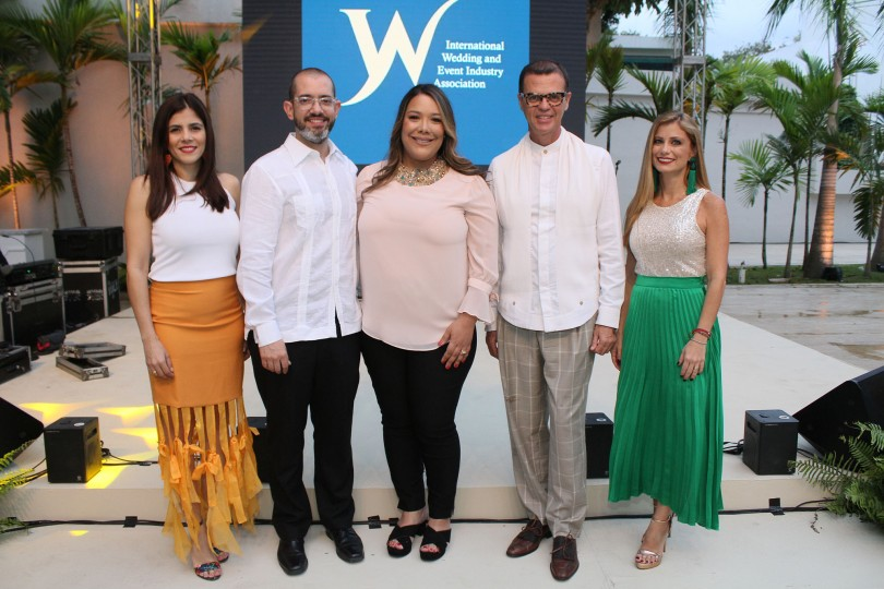 01.-Principal.-Carmen Español, Ignacio Pegñalvert, Ileana Then, Socrates McKiney y Paula Uva.