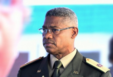 2- General de Brigada, Vicente Mota Medina, Director Ejecutivo