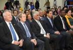 Foto canciller y embajadores francófonos