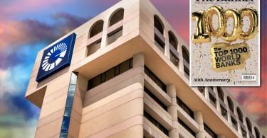 Arte The Banker Top 1000 banks Banco Popular Dominicano