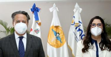 SDP - Marcos Díaz Guillén y Kenia Lora