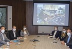 Foto Ejecutivos de RCD Hotels visitan administrador de Banreservas (1)