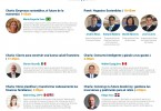 Agenda de charlas y paneles Foro Finanzas Sostenibles del Banco Popular Dominicano