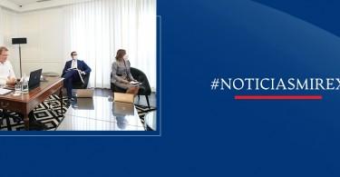 banner Reunión de Ministros UE, AL y Caribe