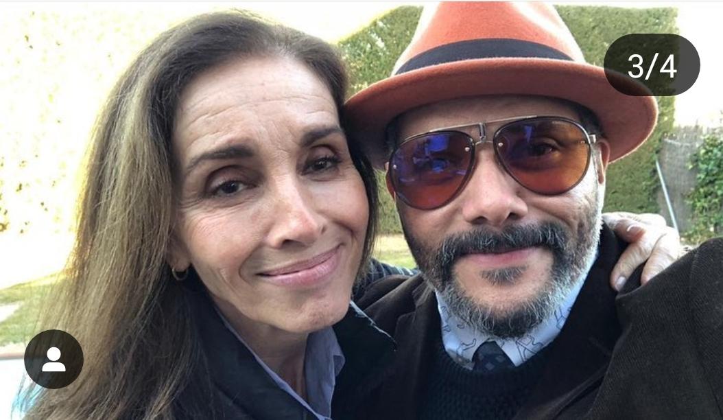 Pavel Núñez y Ana Belén